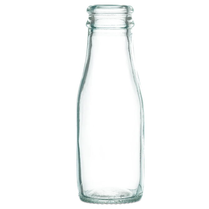 Comatec Glass Ginto Bottle 2oz Jbprince