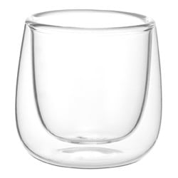 Comatec Double Wall Air Glass 2.7 ounce