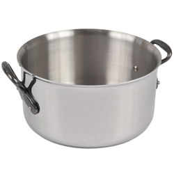 M' Cook Stewpan - 11 Diameter, 9.1 Quarts (No Lid)