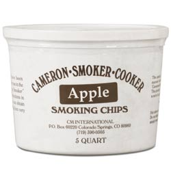 Apple Wood Chips (5 Qt)
