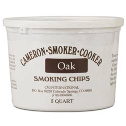 Oak Wood Chips (5 Qt)