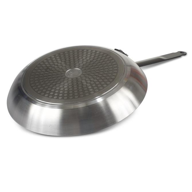 Non Stick Aluminum Induction Frying Pan 12 6 Quot Diameter