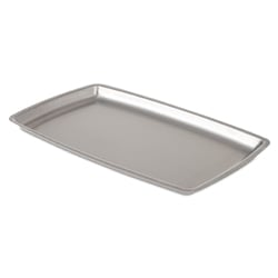 Sizzle Platter Rectangular - Stainless Steel
