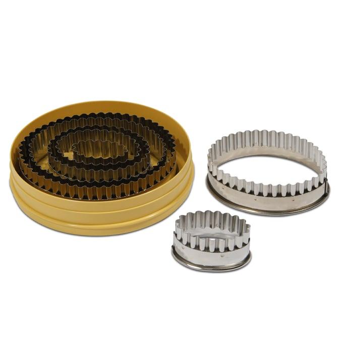 Oval Cutter Set Maxi