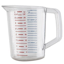 Rubbermaid Measuring Cup- 1 Qt