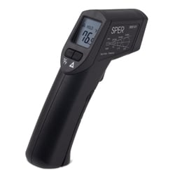 Laser Thermometer From Sper