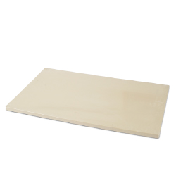 Rubber Cutting Board 12 x 18 inches - 1/2 inch thick