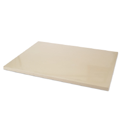Rubber Cutting Board 18 x 24 inches - 3/4 inch thick