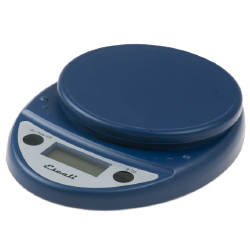 11 Lb. Digital Scale, Blue