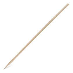 6 inch Bamboo Skewers - Bag Of 100