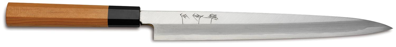 Ichiban 17 Layer Damascus Hammered Japanese Chef Sushi Sashimi ...