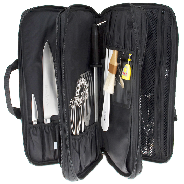 3 Section Knife Bag Black Jbprince Com