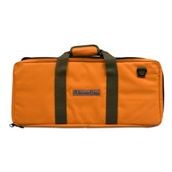 3 Section Knife Bag - Orange