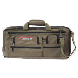 3 Section Knife Bag Deluxe - Olive Color