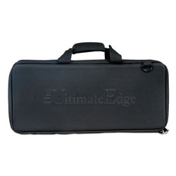 Molded 3 Section Knife Bag - Black