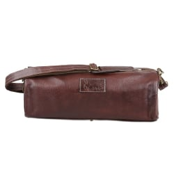 Boldric Chefs' Tool Bag Brown Leather - 3 Pockets