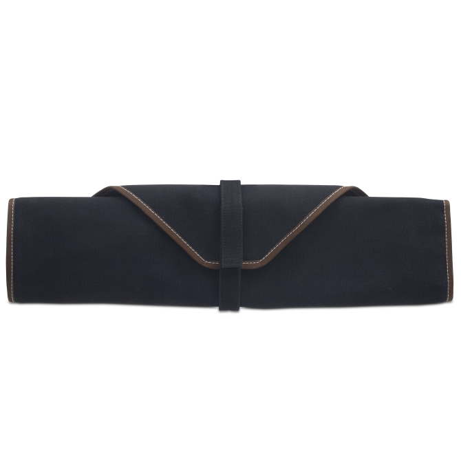 boldric black canvas knife bag. Black Bedroom Furniture Sets. Home Design Ideas