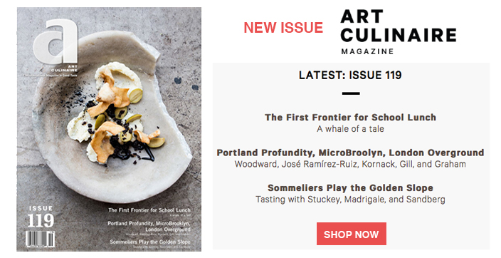 Art Culinary Issue 119