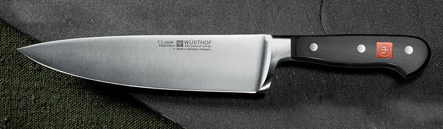 Classic Forged Wusthof Knives