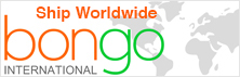 International Shipping with Bongo International