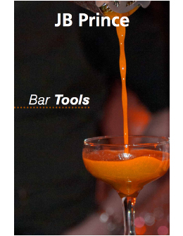 Bar Tools Catalog