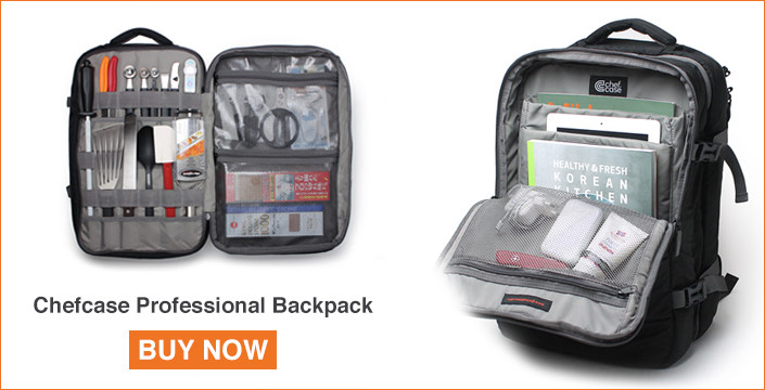Chefcase Professional Backpack
