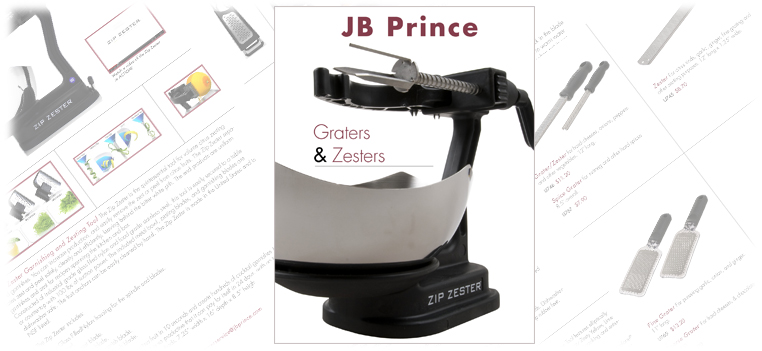Graters & Zesters Catalog