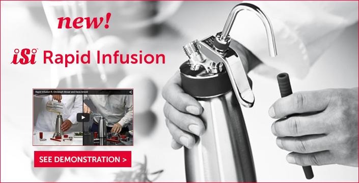 iSi Rapid Infusion