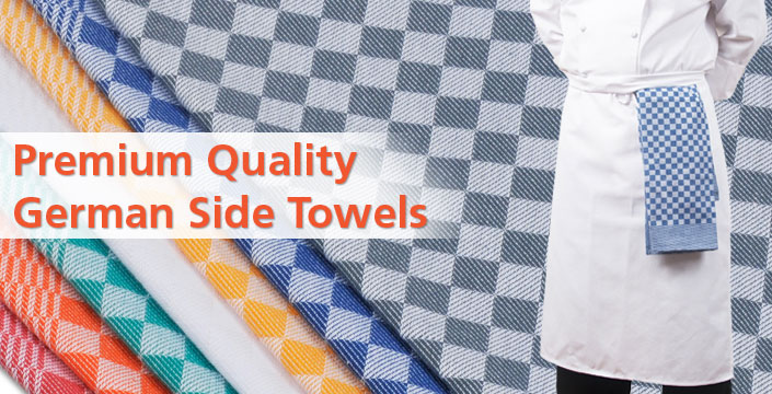 Premium Quality German Side Towels