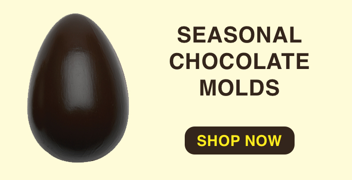 Seasonal Chocolate Molds