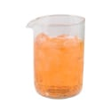 Cocktail Kingdom Seamless Paddle Mixing Glass Tapered Base  18.6 oz