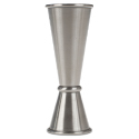 Cocktail Kingdom Jigger 1 oz / 2 oz  Measures Stainless Steel