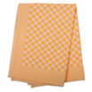 Yellow Check Side Towel 17.7 inch x 25.5 inch