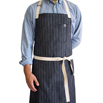 Hedley and Bennett Commis Apron