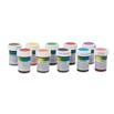 Food Color Set Box Of 10 Jars