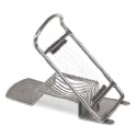 Egg Slicer; Stainless Steel;
