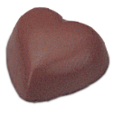 Mini Heart Chocolate Mold - 60 Forms