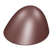 Sloping Dome Chocolate Mold - 32 Forms