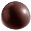 140 Millimeter Demisphere Chocolate Mold, Single Form