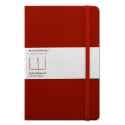 Moleskine Ruled Large Notebook - Red
