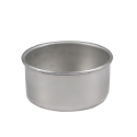 Straight Sided Pan - 2 inch high x 6 inch diam.