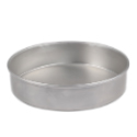Straight Sided Pan - 2 inch high x 9 inch diam.