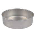 Straight Sided Pan - 3 inch x 10 inch diameter
