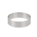Valrhona Perforated Tart Ring - 2.95 inch Diameter