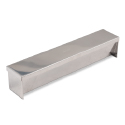 Rectangular Mold & Top - 12 inch long