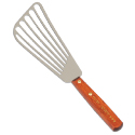 Peltex Spatula - Stainless Steel with Wood Handle