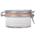 Plastic Mason Jar - 10 ounces