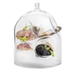 Glass Canape Dome