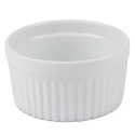 China Ramekin 4 inch diam x 2-1/8 high
