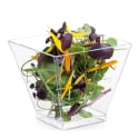 Comatec Clear Geometric Dish - 2 oz.